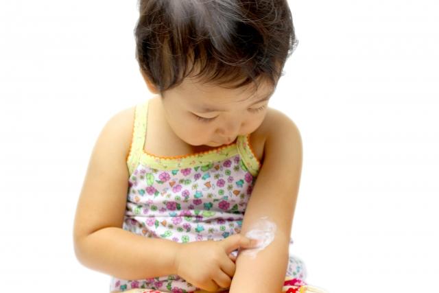 赤ちゃんのあせもの原因と症状!あせもの時のホームケアはどうする?