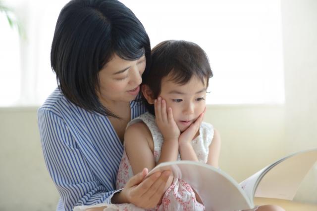 読み聞かせは良いことだらけ♪情緒も安定、心も成長!絵本のすすめ