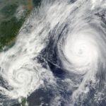 台風が多い時期に喘息が起こりやすい原因とは?予防策はある?