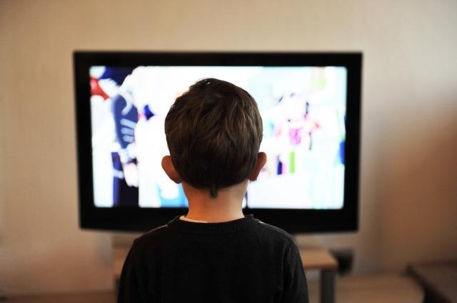 子供にテレビやDVDの見せ方を工夫しましょう!!