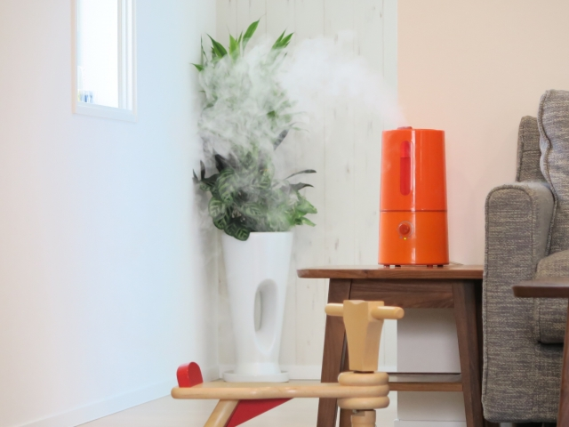 加湿器をタイプ別に厳選!子供がいる家庭で加湿器を使うなら?