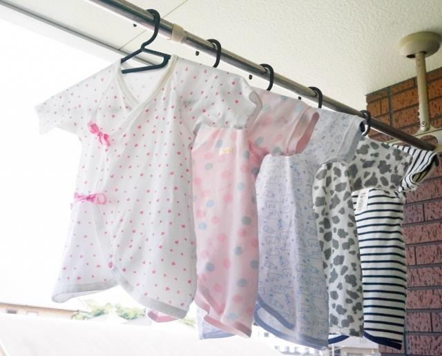赤ちゃんの発疹は洗剤が原因かも?赤ちゃんに優しい洗剤は?