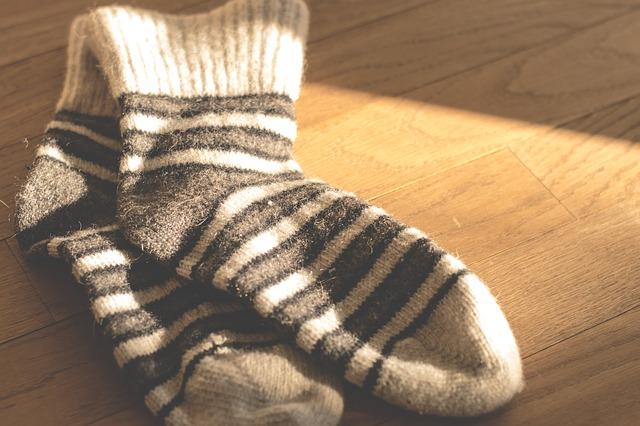 洗濯した靴下がパリパリになるのはなぜ?対策と復活する方法!